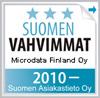 Suomen vahvimmat 2009-2014